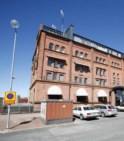 Svärmaren 1B, Luleå
