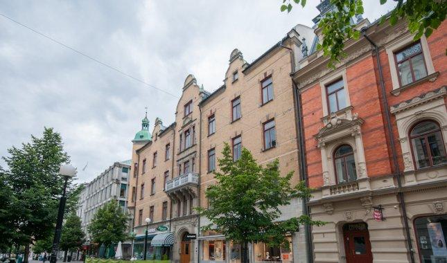 5:a på Storgatan 18