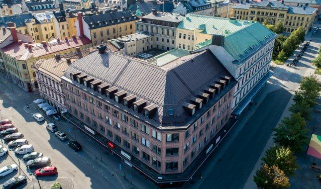 Kontorshotell med rum att hyra från ca 12 - 50 kvm, Sjögatan 13