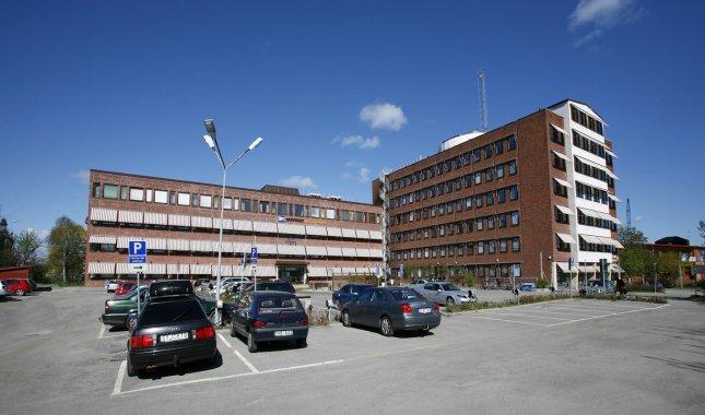 Kontorsyta - Landsvägsallén