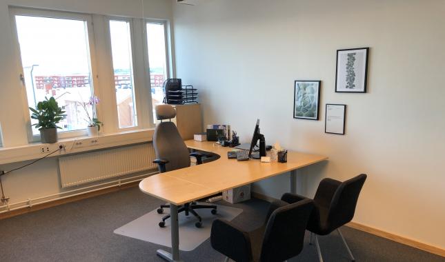 Kontorslokal i centrala Luleå