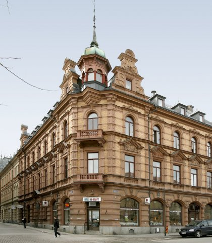 Jupiter 3-5, Sundsvall